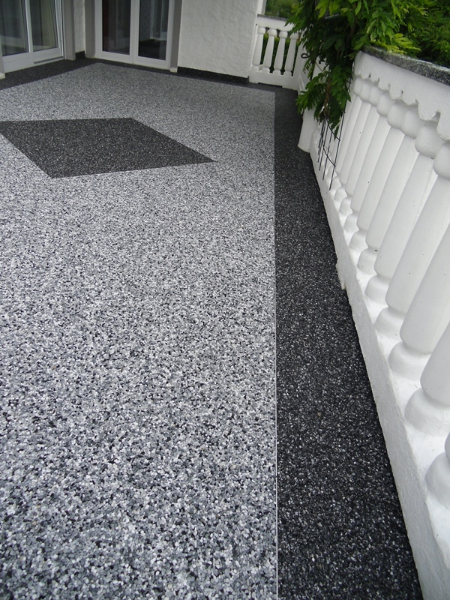 steinteppich terrasse nachteile marmorix steinteppich verlegebeispiele au enbereich. Black Bedroom Furniture Sets. Home Design Ideas